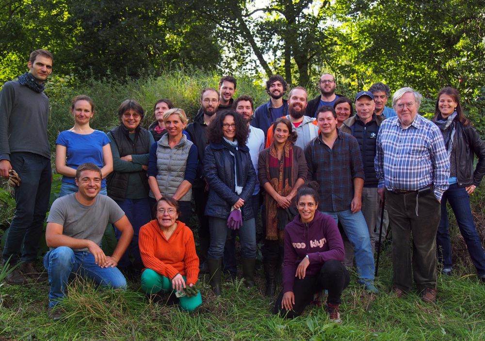 Stage d'initiation à la permaculture du 14-15 Septembre 2017